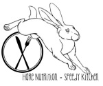 Hare Nutrition = Speedy Kitchen